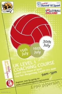 Coaching Course July 2017